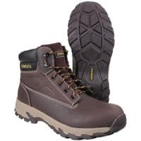 STanley STanley Tradesman Boots Safety Brown